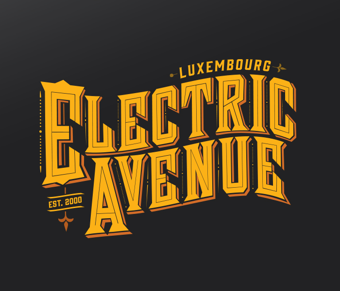 Electric Avenue / Dan Sinnes